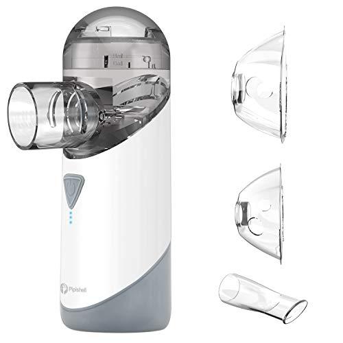 Nebulizador Portatil Inhalador Malla bajo ruido -
