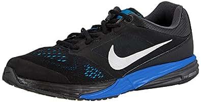 Nike Men's Tri Fusion Run Msl Blk, Mtllc Slvr, Pht Bl and Anthrct Running Shoes -7 UK/India (41 EU)(8 US)