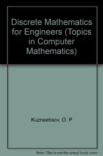 Discrete Mathematics for Engineers