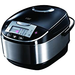 Russell Hobbs 21850 MultiCooker, 5 L - Stainless Steel Silver and Black by Russell Hobbs