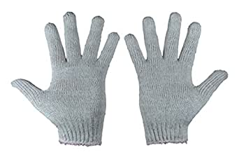 TheCoolio Cotton Knitted Hand Gloves Plain