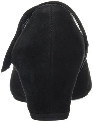 Gabor Basic, Chaussures Femme À Talon Noir (17 Schwarz)
