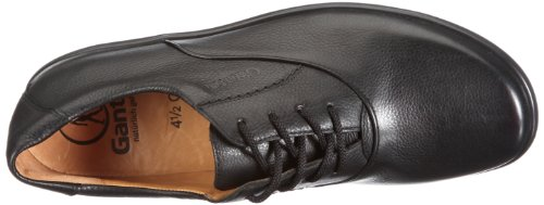 Ganter Gala Weite G 2-208131-01000, Chaussures basses femme Noir - V.6