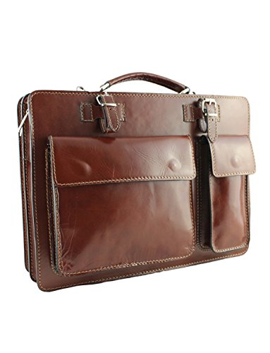 classic-style-italian-vacchetta-cowhide-leather-briefcase-with-strap-from-giglio-made-in-italy-brown