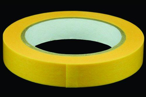 Colorus PREMIUM Goldband Fineline – 19 mm – 50m – Soft Tape Klebeband – Lackierband – Abdeckband – Abklebeband