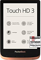 PocketBook e-Book 'Touch HD 3