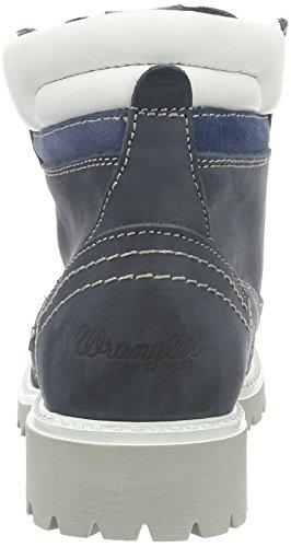 WranglerCREEK - Stivali bassi con imbottitura leggera Donna Blu (118 Jeans)