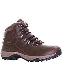 Slimbridge Cribyn 45 botas de agua de senderismo de los hombres, Marrón