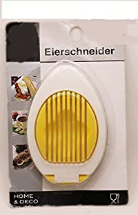 Vmore Egg cutter / Slicer Stainless Steel Blade Cutter Kitchen Tool