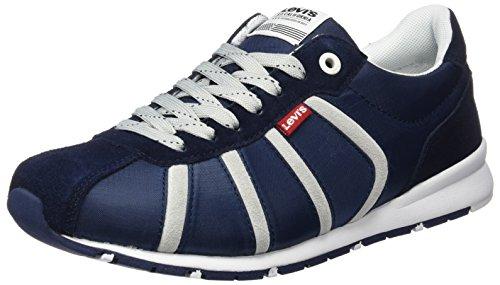 Levi's Herren Almayer Ii Sneakers, Blau (Navy Blue), 41 EU
