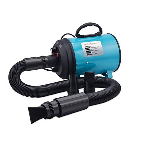 Pet Blowing Machine Grand Chien dédié Sèche Cheveux Sèche-Cheveux Muet Blowing Dog Chat Séchage Fournitures Séchage - Bleu