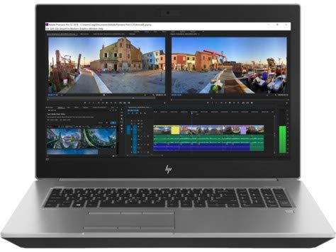 "HP ZBook 17 G5 2.20GHz i7-8750H Intel® CoreTM i7 di ottava generazione 17.3"" 1920 x 1080Pixel Argento Workstation mobile"