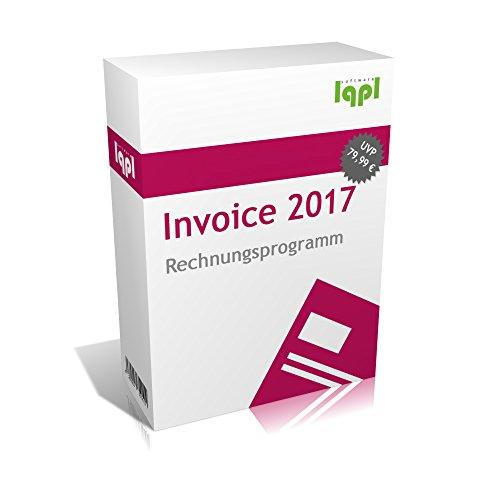 Limtax® Invoice 2017 Rechnungsprogramm (Angebote, Lieferscheine, Rechnungen, Gutschriften, etc. / lqpl / keine zeitliche Begrenzung!)