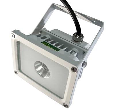 BIOLEDEX ® 10W LED Außenstrahler 60° Warm Weiss 800 Lumen = 100W Halogen Fluter (591) von BIOLEDEX ® auf Lampenhans.de