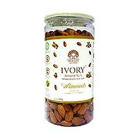 Ivory Premium Almonds, 600g Jar
