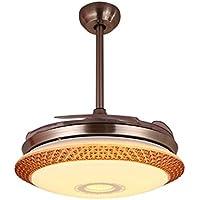 SADASD - Lámpara LED invisible para interior de salón, dormitorio, comedor, habitación de
