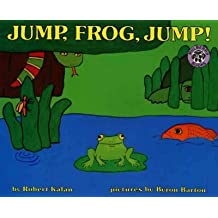 (Jump, Frog, Jump!) By Kalan, Robert (Author) Hardcover on (08 , 1995)