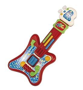 Simba Toys 104019677 - Guitarra ABC con sonido importado de Alemania