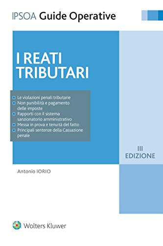 I reati tributari (Guide operative)