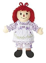 """Aurora World Spring Garden 16"""" Raggedy Ann Doll"""