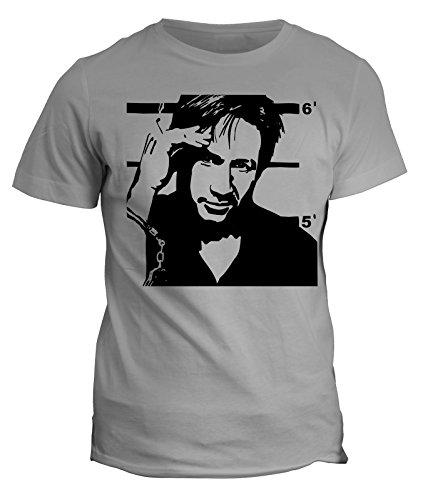 Tshirt Californication - Hank Moody - serie tv telefilm Becca Karen Charlie - tshirt uomo donna bambino - charles bukowski