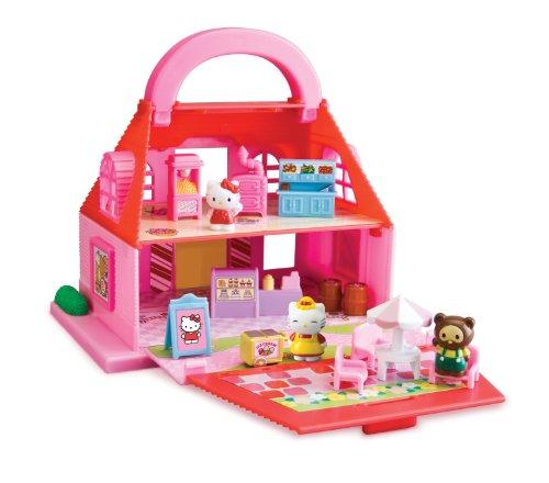 Blue Box Mini Casa Hello Kitty