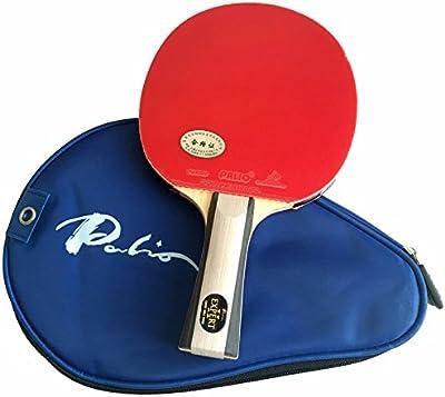 Palio Expert 2 - Pala de ping-pong y estuche