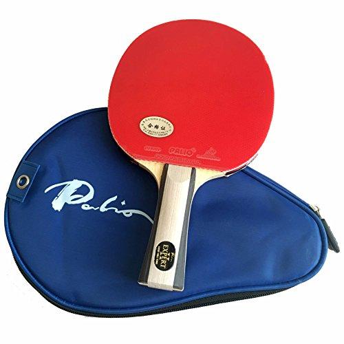 Palio Tischtennisschläger Expert 2, mit Hülle