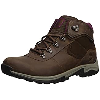 Timberland Womens MT. Maddsen Mid Lthr WP Shoe 5
