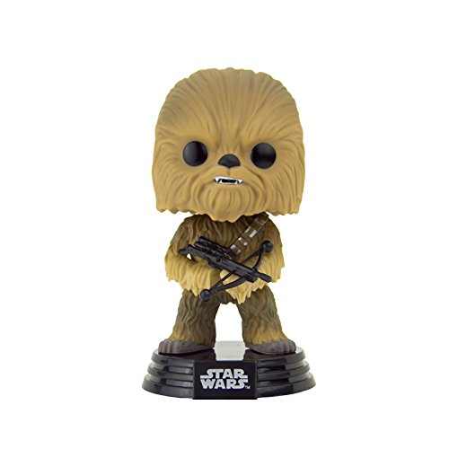 Star Wars Episode 7 - The Force Awakens - Chewbacca Vinyl Bobble-Head 63 Bobblehead standard