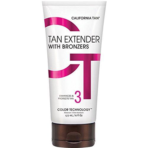 California Tan Prolongateur de bronzage 177 ml