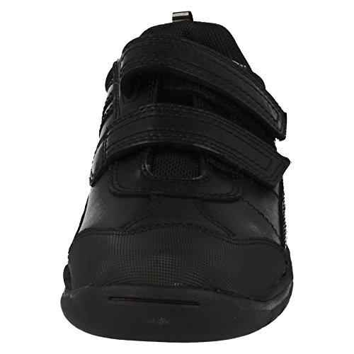 Start-rite , Baskets mode pour garçon Noir (noir)
