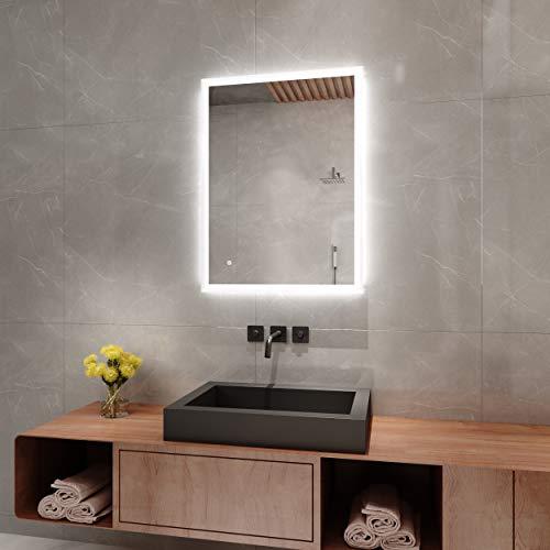 Sunnyshowers Led Bad Spiegel 80 X 60cm Wandspiegel