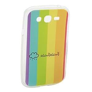 Rainy Rainy Soft Silicone Back Case Cover For Samsung Galaxy Grand Duos 9082