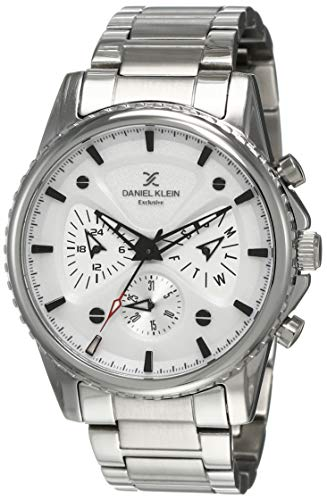 Daniel Klein Analog Multi-Colour Dial Men's Watch-DK12123-1