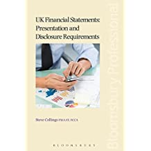 UK Financial Statements - Presentation and Disclosure Requirements