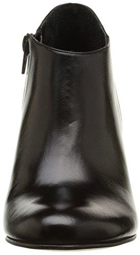 JONAK 088-10713 Damen Stiefel & Stiefeletten Schwarz (Noir (Cuir Noir))