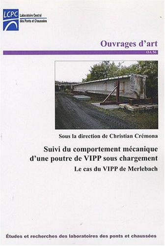 Suivi du comportement mcanique d'une poutre de VIPP sous chargement : Le cas du VIPP de Merlebach