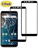 Eachy Vetro Temperato Xiaomi Mi A2, [2 Pezzi] Pellicola Protettiva Xiaomi Mi A2 Protezione Schermo Copertura Completa Bordo a Bordo 5,99...