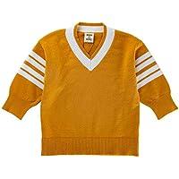 Yukeyy Mädchen Jungen Kinder von 1-6 Jahren Strickpullover Winter Langarm Sweatshirt Babypullover Jumper