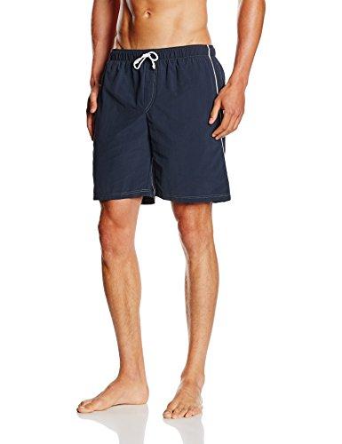 Trigema Trigema Herren Bade/Freizeit-shorts - Short - Homme Blau (navy 046)