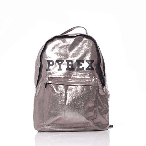 pyrex-bolso-al-hombro-para-hombre-plateado-plata-one-size