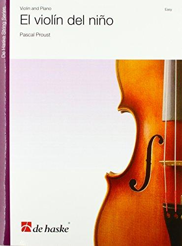 El violín del niño