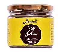 Pop Fiction Gourmet Cafe Mocha Popcorn || 70 GMS Jar