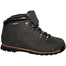 Zapatillas de seguridad de hombre Groundwork, ultraligeras, con puntera de acero, color Negro, talla 42.5
