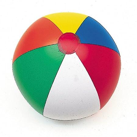 Happy People 77800 Wasserball 33 cm Aufblasbar Bunt