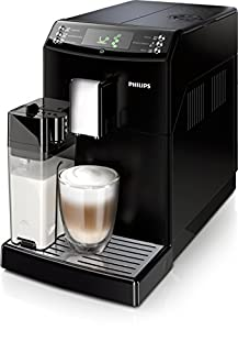 Philips 3100 series HD8834/09 machine 1,8L Cafetière Espresso noir (indépendant entièrement automatique Espresso machine grains de Café doré Café expresso,) Noir (B01IR0HYDK) | Amazon price tracker / tracking, Amazon price history charts, Amazon price watches, Amazon price drop alerts