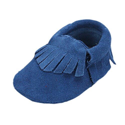 leap frog  Moccasins Boots,  Baby, Jungen Mokassins Blau