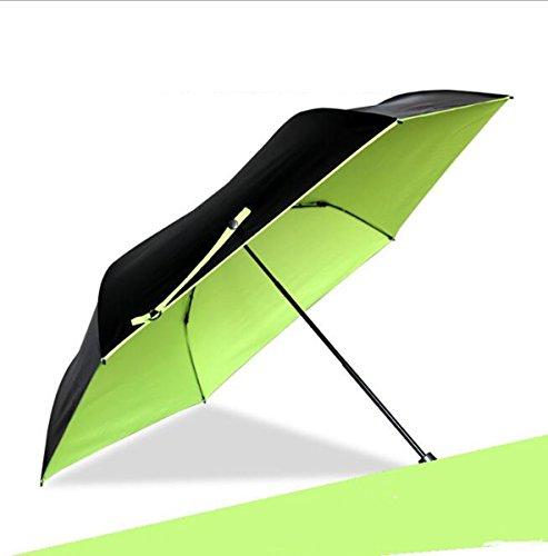 Hzhy Paraguas Aire Libre Venta Mayor Paraguas Negro