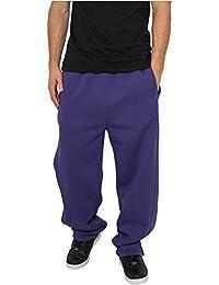 URBAN CLASSICS Sweatpants TB014B purple XL